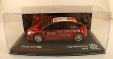 Altaya Citroen C4 WRC S.LOEB Rally Monte carlo 2008