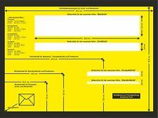 Briefschablone Formatschablone Postschablone Portoschablone Messschablone STABIL