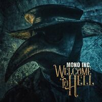 MONO INC. - WELCOME TO HELL  2 CD NEU