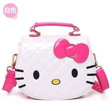 Hello Kitty Cute Handbag Messenger Bag For Girls Women Kids Shoulder Bag Bowknot