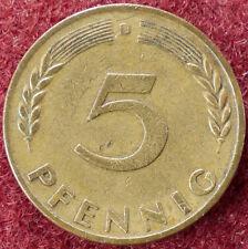 5 Pfennig 1949 Ebay