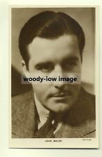 su127 - Film Actor - John Boles - postcard
