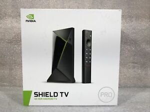 NVIDIA SHIELD Android TV Pro 4K HDR Streaming Media Player