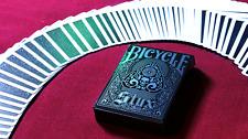 CARTE DA GIOCO BICYCLE STYX,poker size