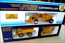 Coffret travaux public n°3 JOAL - CATERPILLAR - 3 pièces