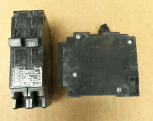 MURRAY MH-T TWIN MP2020 1 POLE 120/240V 20 AMP CIRCUIT BREAKER