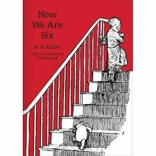 Now We Are Six (Winnie-the-Pooh - Classic Editions), Milne, A. A., New Book