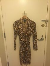 Express Wrap Dress Sz 5/6