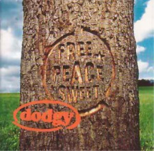 Dodgy-Free Peace Sweet CASSETTE NEW