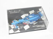 1/43 Benetton Playlife 1998  Launch Version  A.Wurz   slight box damage