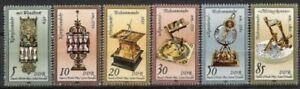 DDR Nr.2796/01 ** Sand u. Sonnenuhren 1983, postfrisch