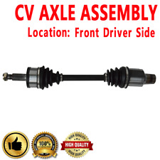 Front Driver Side CV Axle Shaft For CHRYSLER 300 2005-2014 AWD