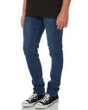 BILLABONG Outsider Slim - Blue Slim Leg Stretch Jeans, Size 32. NWT. RRP $99.99.