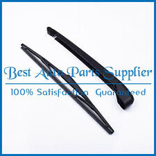 New Rear Wiper Arm & Blade Set For Mazda 3 Hatchback 2013-2015
