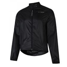 Dare2b Mens Affusion II Lightweight Waterproof Cycle Jacket Black S RRP £50