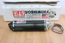 NEW 2000-2003 SUZUKI GSXR750 Yoshimura RS3 Race Slip On Silencer Muffler
