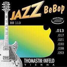 Thomastik BB113 Medium Jazz Bebop Electric Guitar Strings 13 - 53 Round Wound