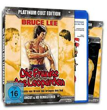 DIE PRANKE DES LEOPARDEN + Bruce Lee The Immortal Dragon PLATINUM BLU-RAY DVD