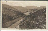 Ansichtskarte Partie aus dem Ilsetal - Feudingen an der Lahn - 1921