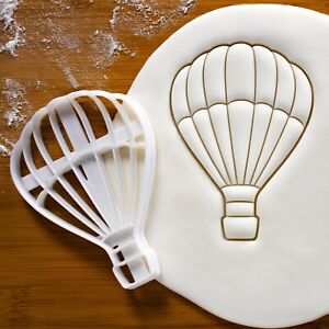 Hot Air Balloon cookie cutter baby shower party floating wedding biscuit favor