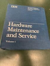 Vintage 1984 IBM Computer Manuals Vol 1 Hardware Maintenance & Service 6322512