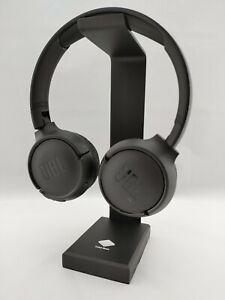 JBL TUNE 500BT Wireless On-Ear Headphones (Black)