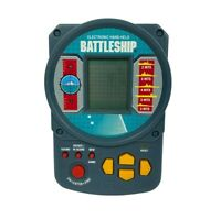 Vintage Battleship Electronic Hand Held Game 1995 Milton Bradley Company