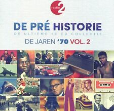 De Pré Historie : De jaren '70 - Best of the seventies vol. 2 (10 CD)
