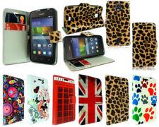 Fundas y carcasas Huawei color principal marrón de piel para teléfonos móviles y PDAs