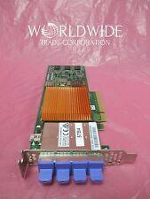 New IBM EL3B 3.3V SAS 6GB 4-Port PCIe3 (x8) RAID Adapter LP pSeries
