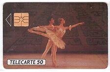 Monaco - Chip Phonecard - MF8 - Ballets de Monté-Carlo - Used/Usagée