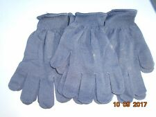 Poly Glove Liner 3 pr. Sz Small Fishing Hunting Skiing Snowmobiling Made in USA