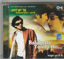 Bakhuda tum Hi Ho - Greatest Hits Of Atif Aslam  [Cd] Bollywood Pop