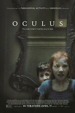 OCULUS Movie Poster - HORROR Film Medium Size 11x17 Print ~ Evil Mirror