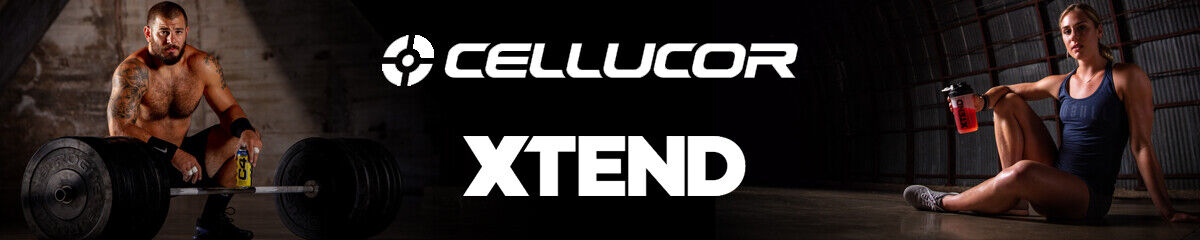 Nutrabolt - Cellucor and Xtend