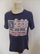 T-shirt Kaporal 5 Bleu Taille 12 ans à - 47%