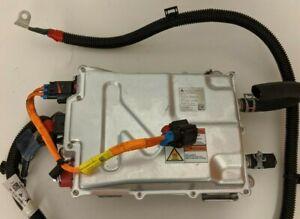 Liquid Cooled DCDC Converter 240-430V / 12v 2500w Tesla Model X 1060985-00-C