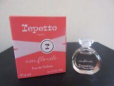 Miniature EDT Eau Florale de Repetto 5 ml. Neuve + boîte.