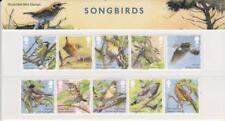 GB 2017 SONGBIRDS PRESENTATION PACK No 540 SG 3948 3957 MINT STAMP SET # 540