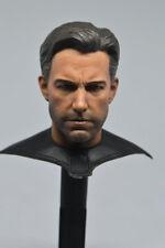 Eleven 1/6 Ben Affleck Head Sculpt 2.0 w/ Batman armor for hot toys