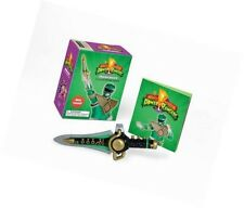 Mighty Morphin Power Rangers Dragon Dagger and Illustrated Book: With Sound!