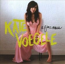 A Fine Mess Kate Voegele Audio CD