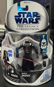 Star Wars The Legacy Collection Darth Vader