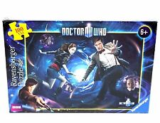 Dr Who 11th doctor 100 PC Jigsaw por Ravensburger-Doctor y Amy-Nuevo y Sellado