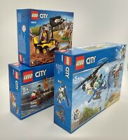 Lego City 3 in 1 Bundle Pack 66643 (60207 60213 60219) Great Value, Perfect Gift