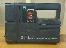 Goodhope 3 in 1 Light/Flash/Pressure Gauge 200 PSI compressor