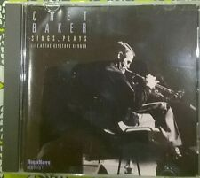 Chet Baker - Sings, Plays: Live at the Keystone Korner CD High Note Records