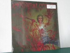 CANNIBAL CORPSE Red Before Black - Limited Edition RED/CLEAR vinyl sealed LP