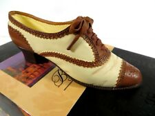 * Nib Just The Right Shoe By Raine 2000 Brogue Ballyhoo #25416