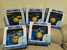 Choose 3 Style Heli Ball Sphere Control in Your Hand Fly Up to 15' USB Charge